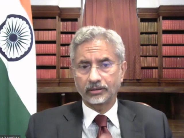 Video : What You Describe As Aid, We Call Friendship: S Jaishankar On Covid Crisis