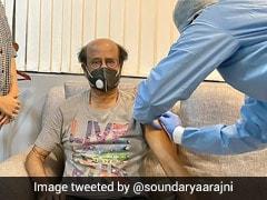 Rajinikanth, 70, Gets His COVID Vaccine. See Daughter's Tweet