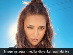 With Coffee And Dessert, Divyanka Tripathi's Evening In Cape Town Couldn't Be Tastier