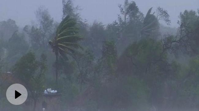 Video   Cyclone Yaas Hits North Odisha