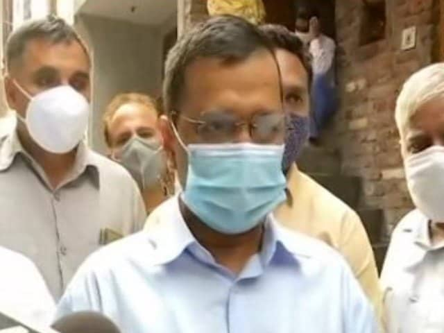 Video : As Positivity Rate Nears 5%, Will Delhi Reopen? Arvind Kejriwal Says...