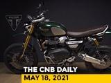 Video : Triumph Scrambler 1200 Steve McQueen | BMW 2 Series Coupe Teaser | Lamborghini EV