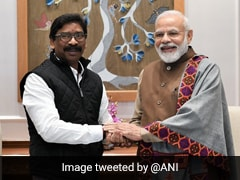 """Try Listening, Too"": Jharkhand Chief Minister To PM After Phone Call"
