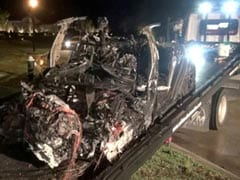 """Automated Steering """"Not Available"""" On Road Where Tesla crashed: US Report"""