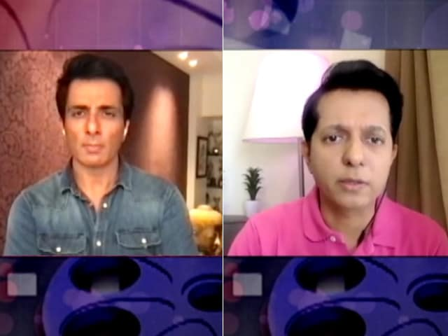 Video : Sonu Sood On His Plans To Help India In The Deadly Covid-19 Second Wave