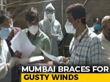Video : Cyclone Tauktae: Mumbai's Municipal Body Evacuates Over 500 Covid Patients