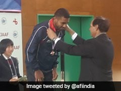Tokyo Games: Olympic-Bound Race Walker KT Irfan Tests Positive For COVID-19, Says Report