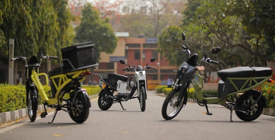 20 पैसे के खर्च पर 1 किलोमीटर चलेगी यह Made in India इलेक्ट्रिक मोपेड