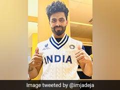 "Wasim Jaffer's Response To Ravindra Jadeja's ""Rewind To The 90's"" Pic Is ""Jhakaas"""
