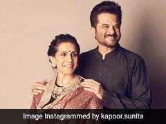 Just A Glimpse Of Anil Kapoor's Fun Dance To <i>Ramta Jogi</i> In Sunita Kapoor's Anniversary Post