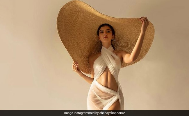 Shanaya Kapoor, In A Mexico State Of Mind, Sizzles In Throwback Photoshoot