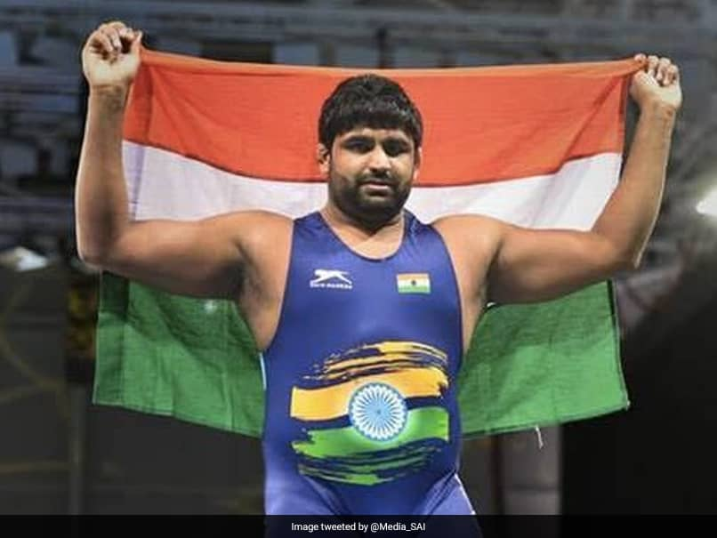 Sumit Malik Becomes Fourth Indian Mens Freestyle Wrestler To Seal Tokyo Olympics Quota