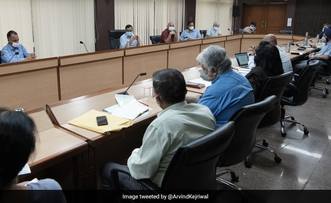 Delhi To Form Task Force To Protect Children From Covid Third Wave