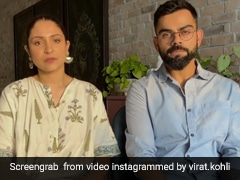 "Virat Kohli, Anushka Sharma ""Overwhelmed With Response"" To Fund-Raising Campaign For COVID-19 Relief"
