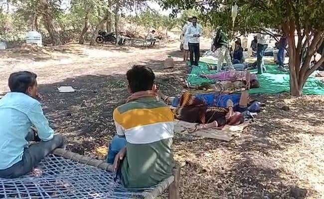 In Rural Madhya Pradesh, A 'Field Hospital' For Covid Run By Quacks