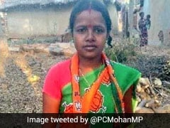 BJP Legislator In Bengal ''Disappears'', Found At Police Station Later