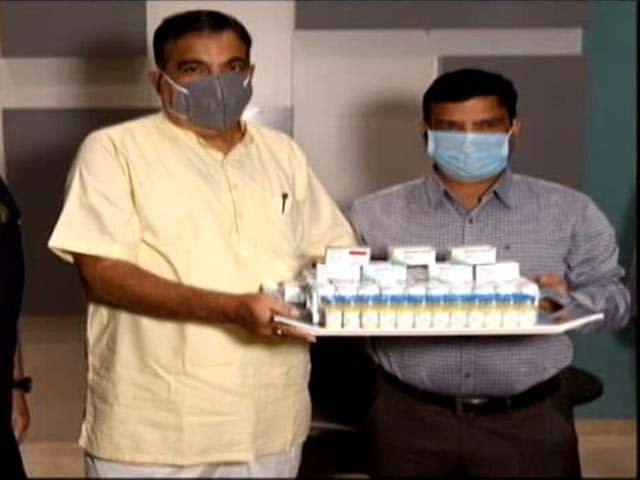 Video : Maharashtra Firm Begins Black Fungus Drug Production, Each Vial To Cost Rs 1,200