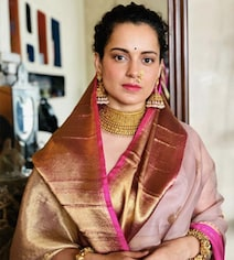 Kangana Ranaut Says She's COVID-Negative With Yet Another Tone-Deaf Note