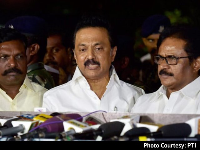 Video : Tamil Nadu Election Results: MK Stalin-Led DMK Heads For Big Win, Show Early Trends