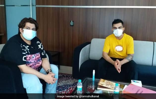 Virat Kohli, Back In Mumbai From IPL, Begins Work On COVID-19 Relief