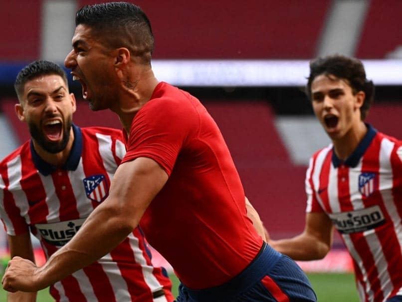 La Liga: Emotional Luis Suarez Thanks Atletico Madrid For Rescuing Him From Barcelona