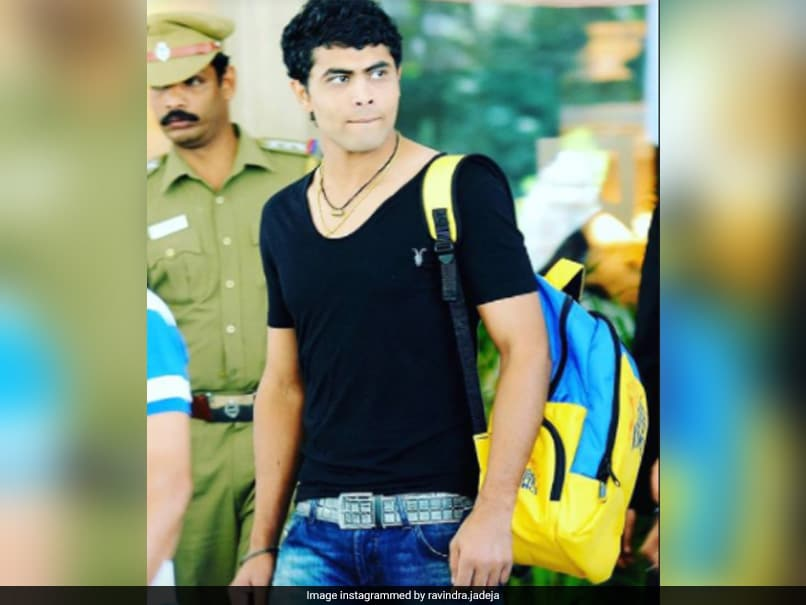 """""""No Beard"""": Ravindra Jadeja Remembers His Old Look With Throwback Picture"""
