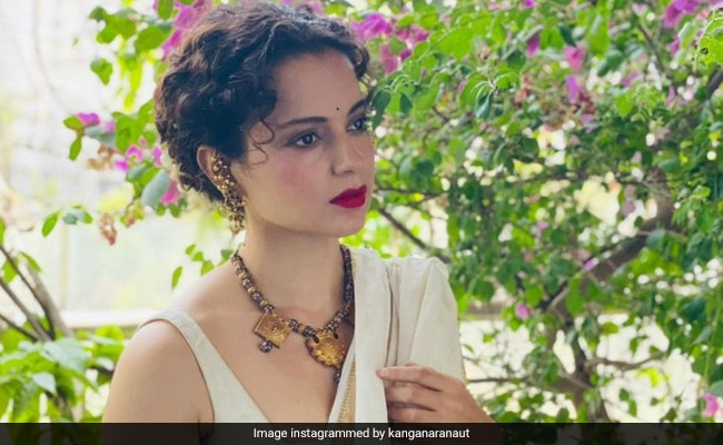 """Kangana Ranaut's Post Calling COVID """"Small Time Flu"""" Deleted By Instagram"""