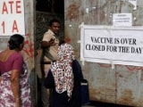 Video : 3 Days' Vaccines Left For 18+, Centre Refused More Stocks For May: Delhi