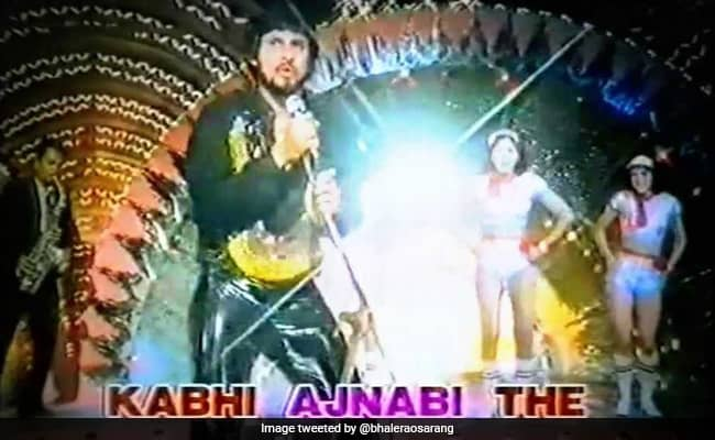 Indias superstar cricketer Sandeep Patil who became hero but the film ended his Cricket career