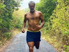 """Milind Soman, """"Running In The Rain,"""" Is Waiting To Hit This Milestone"""