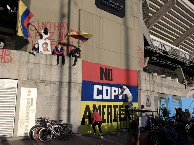 Copa America: Colombia No Longer Co-Hosts, Tournament Not To Be Postponed