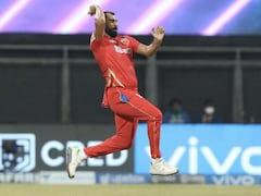 IPL 2021, PBKS vs RR: Mohammed Shami On Cusp Of Joining Elite List of Punjab Kings Bowlers