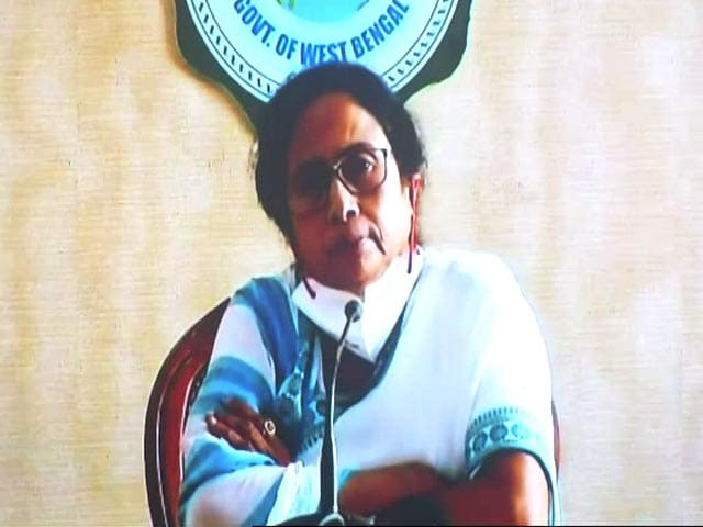 Video : Mamata Banerjee On Row Over Meeting With PM Modi