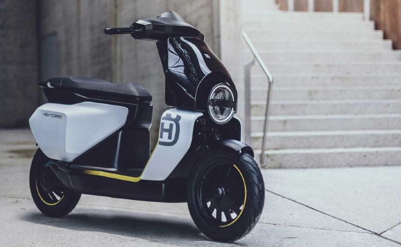 The Husqvarna Vektorr is likely to be based on the Chetak electric scooter