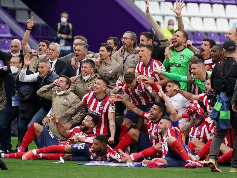 Atletico Madrid Win 2020-21 La Liga Title After Beating Valladolid 2-1