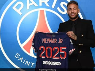 Ligue 1: Neymar Extends PSG Contract To 2025