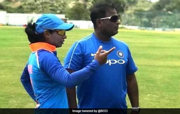 Ramesh Powar Appointed As Indian Womens Team Head Coach