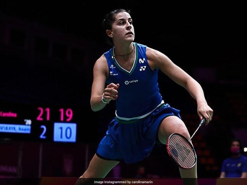 Tokyo Games: Carolina Marin Doubtful For Tokyo Games Due To Injury