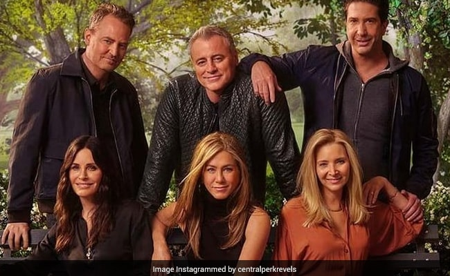 The wait of Friends The Reunion's fans is over, the memes are becoming viral on Twitter
