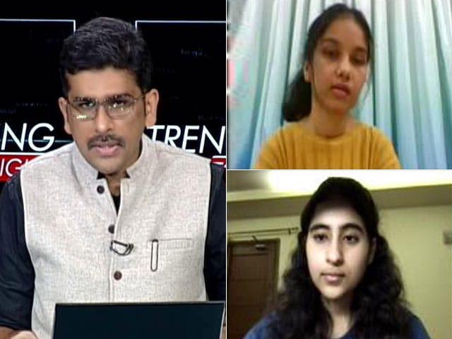 "Video : ""Dear PM, Listen To Our Mann Ki Baat"": Class 12 Student's Appeal"
