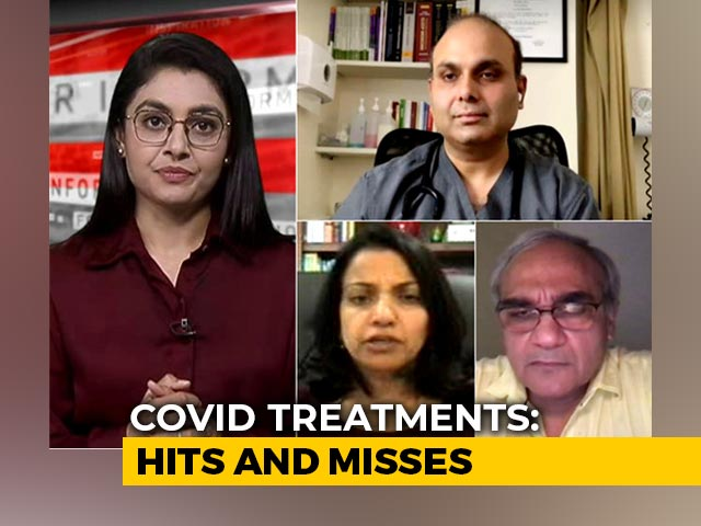 Video : Covid Treatment: What Works And What Does Not