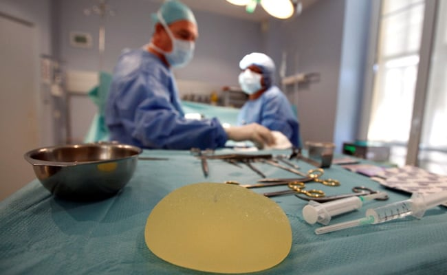 German Safety Firm Held Liable Over French Breast Implant Scandal