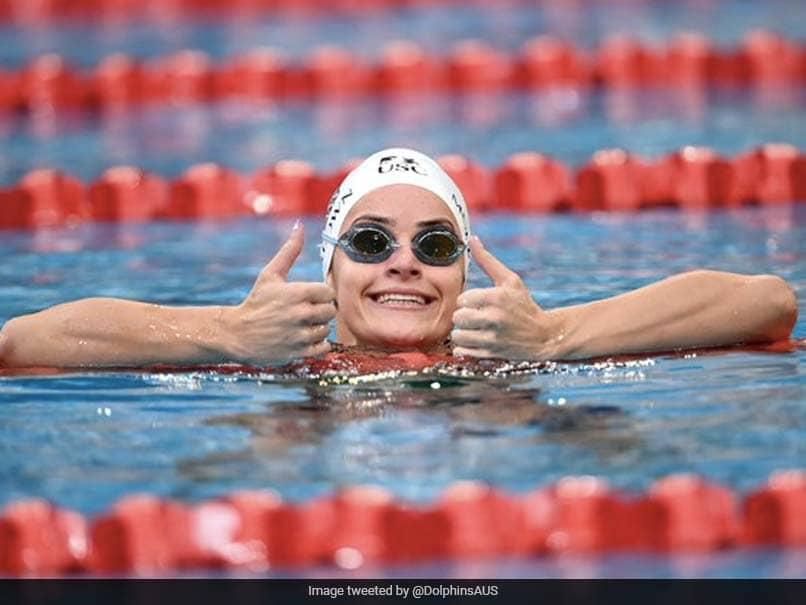 Australian Teenager Kaylee McKeown Swims Second Fastest 100m Backstroke Ever