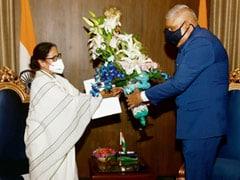 """""""Continued Silence"""": Governor To Mamata Banerjee On Post-Poll Violence"""