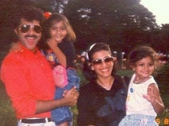 No Words Needed for Sonam Kapoor's Childhood Pic With Dad Anil, Mom Sunita And Sister Rhea