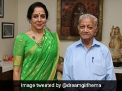 Hema Malini's Emotional Farewell To Secretary Who Died Of COVID