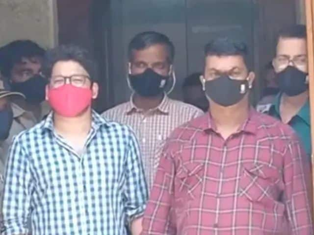 Video : Sushant Singh Rajput's Friend Siddharth Pithani Arrested In Drugs Probe