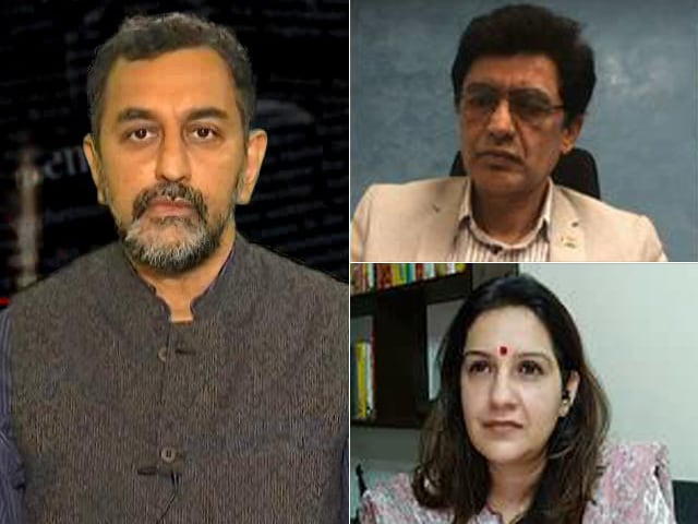 Video : 'Delhi Police Trying To Save King And Kingsmen': Congress's Ajoy Kumar