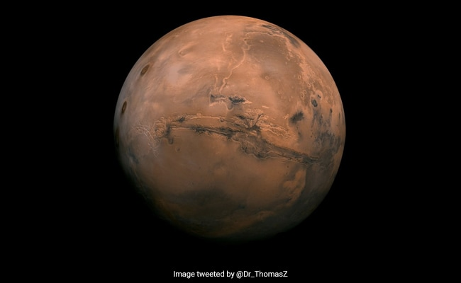 'Nihao Mars': China Spacecraft Touches Down On Red Planet, Makes History