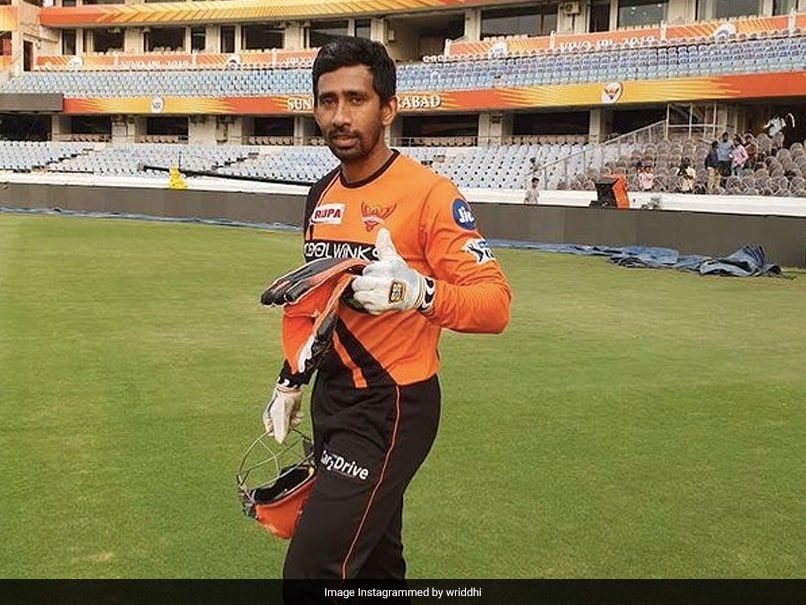"""""""Feels Great To Be Back"""": Wriddhiman Saha, After Recovering From COVID-19, Shares Photo With Family"""